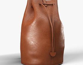 Bag Leather 3D