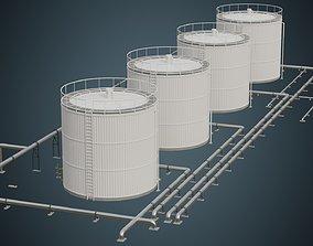 3D model Refinery 1A