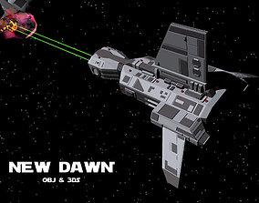 3D New Dawn-
