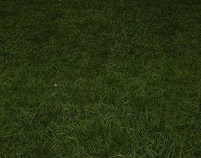 ground grass tile 07 3D