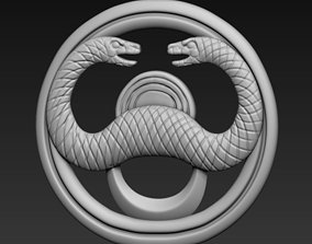 Conan Jade Amulette of Thulsa Doom 3D printable model