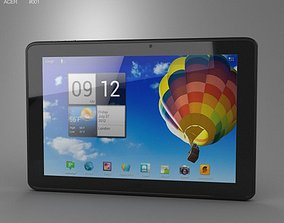 Acer Iconia Tab A510 3D model