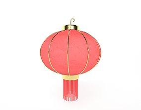 Chinese Lantern v1 001 3D model