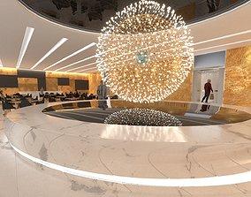 lobby gallery 3D Hall Lobby