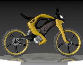 Ebike ultralight prototype 3D