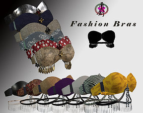 3D model Fashion Bras Collection