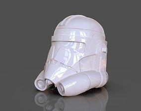 3D printable model Clone Trooper Helmet Vase