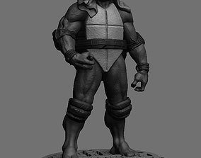 3D print model Michelangelo 6th scale TMNT