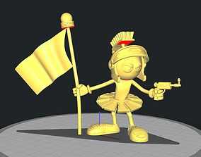 Marvin Martian 3D printable model