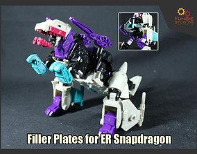 3D print model Filler Plates for Transformers EarthRise