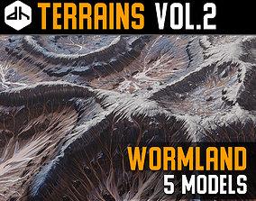 Terrains Vol 2 3D