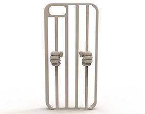 IPhone 6 Prison Case 3D print model