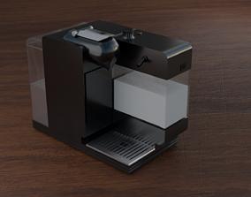 GameReady Espresso Machine 3D asset