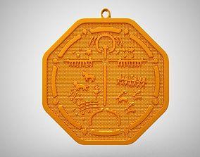 Shaman Necklace 3D print model