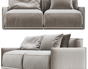 Doimo Sofa Lumiere 2 3D model