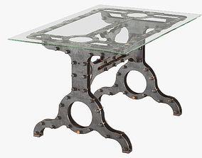 3D model Desk Machine Brothers