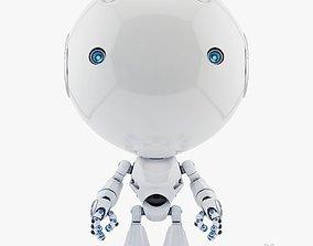 Toddler 3D model technology