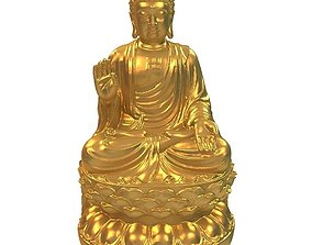 art Buddha 3D print model