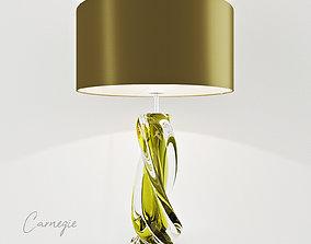 Table Lamp Carnegie Eichholtz 3D model