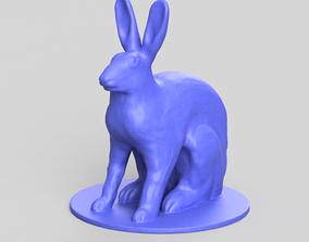3D print model Hare figure
