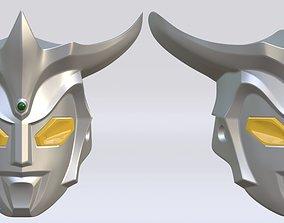 3D printable model Mask Ultraman Leo