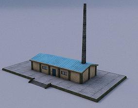 Power Plant 3D asset