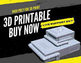 3D Print Hard Surface Air Ventilation - Roof