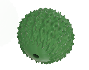 Manual acupressure Massage Ball Pain Relief Therapy and 1