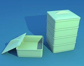 3D printable model foodbox