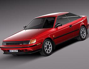 3D model Toyota Celica 1985-1989 st-165