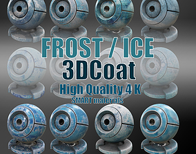 FROST and ICE 3DCOAT Smart Materials Pack