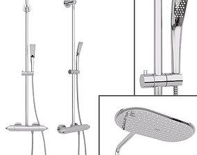 3D Shower System Grohe Rainshower System Veris 300
