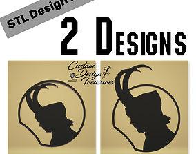 3D printable model Disney Inspired Mouse Ears - Loki - 2