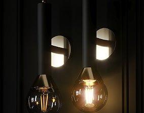 VIA WALL LIGHT By Mitzi 3D