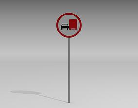 3D Do not overpass heavy vehicles