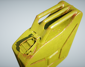 3D model Fuel Canister