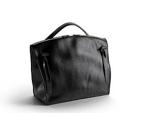 Black Hill Satchel Bag 3D model