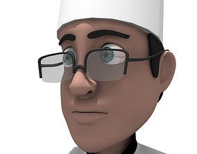 3D model Cheff