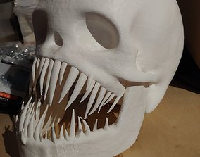 Supernatural Leviathan skull or Venom 3D print model 2