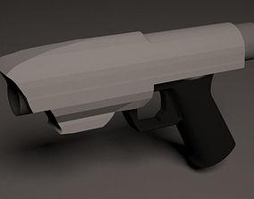 3D printable model Pistol