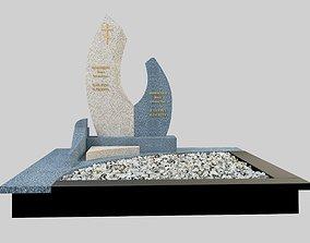3D model Headstone