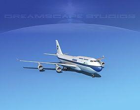 Boeing 747-400 Varig 3D