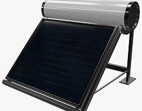 3D model Solar Heater 2