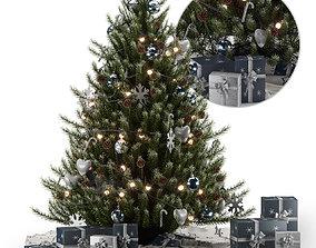 3D other christmas Christmas tree