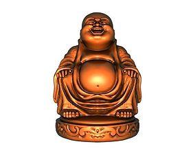 Maitreya figurine 3D printable model