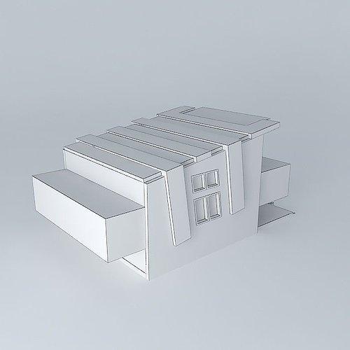 ghoast-exterior-3d-model-max-obj-3ds-fbx