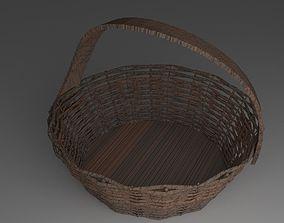 Basket 3d models