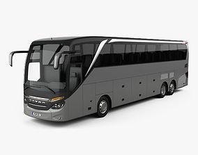 3D model Setra S 516 HDH Bus 2013