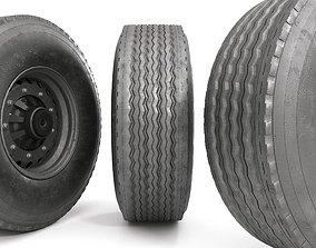 Wheel 3d model rim