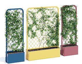 Trace planter 3D model